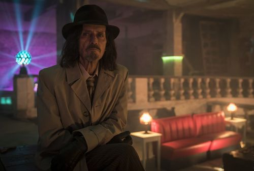 CS Interview: Stephen McHattie on Dreamland