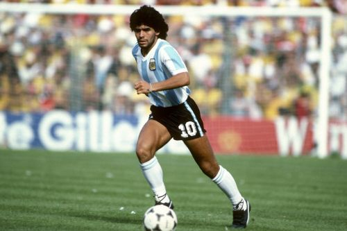 Prime Video's Biopic Series About Soccer Icon Diego Maradona Sets Cast