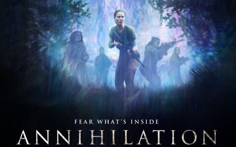 Annihilation (2018) Review