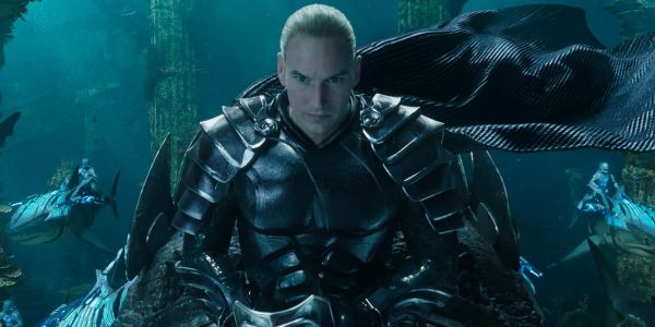 Patrick Wilson Interview: Aquaman