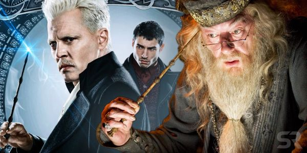 Fantastic Beasts 2's Dumbledore Twist Is A Dangerous R