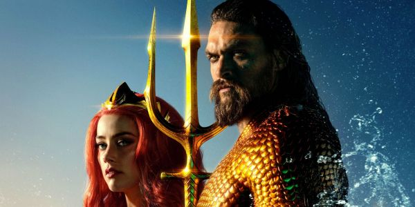 Aquaman Gets Two New Posters With Mera & Arthur In Classic Costumes