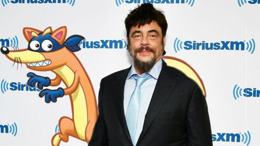 Benicio del Toro Will Voice Swiper in the Dora the Explorer Movie