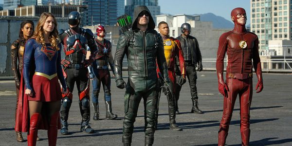 The CW's 2019 Midseason Schedule Reveals New Debuts And Changes Nights For One Superhero
