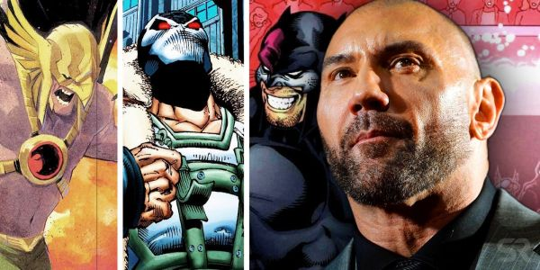 Who Dave Bautista Should Play in Suicide Squad 2