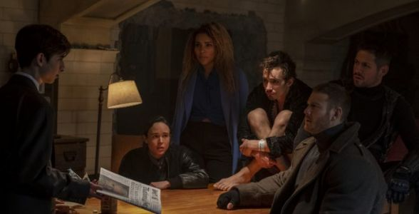 'The Umbrella Academy' First Look Reveals Release Date for Netflix Comic Book Series