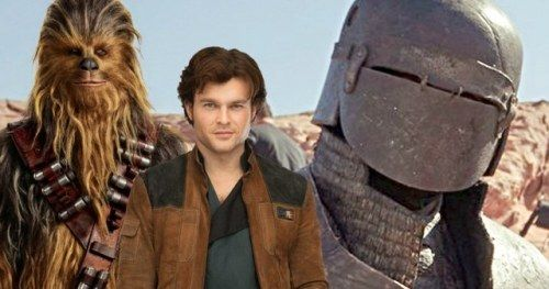 Rise of Skywalker Easter Egg Discovered in Solo Holds Knights of