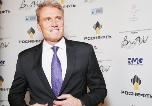 Dolph Lundgren Talks Playing King Nereus in Aquaman