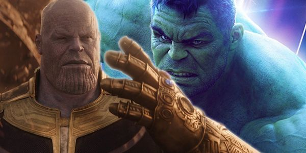 Exclusive: Hulk's First Encounter With Thanos Has Lasting Ramifications