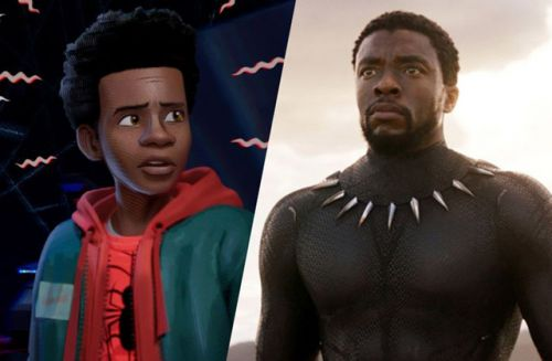 Black Panther & Spider-Man: Into the Spider-Verse Score Oscar Nods!