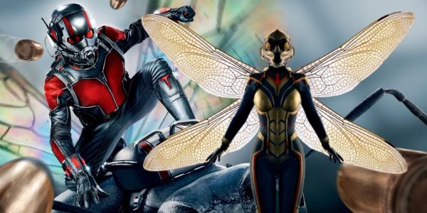 Marvel's Ant-Man and The Wasp Poster: Pint-Sized Superheroes Unite