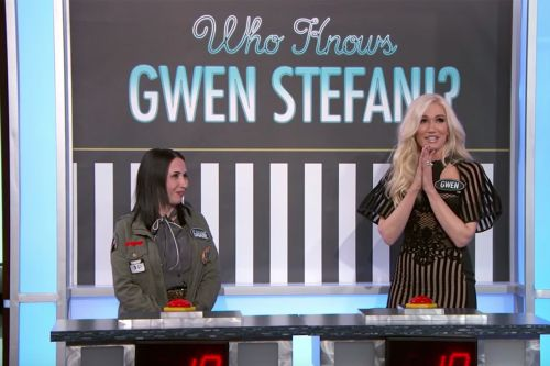 Gwen Stefani Lost to a Superfan on a Quiz About Her Own Life