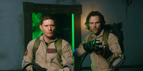 Supernatural Fan Video Assembles Cast For A Ghostbusters Style Parody