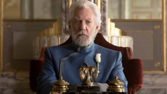The Hunger Games Prequel Will Center on President Snow's Origin Story