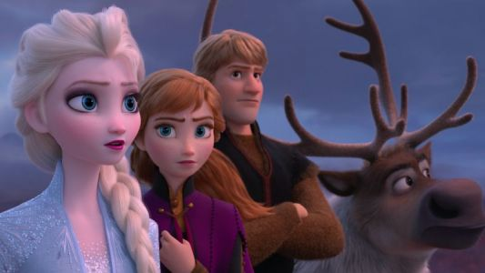 The Frozen 2 Teaser Trailer is Here!