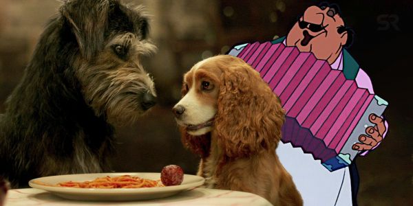 What Is The Song In The Lady & The Tramp Trailer? | Screen Rant