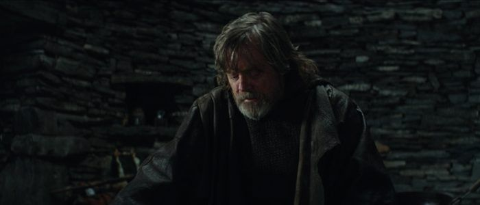 """STAR WARS: THE LAST JEDI Director Says His Luke Skywalker Was """"100% Consistent"""" With The Original Trilogy"""