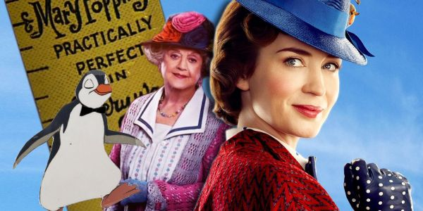 Mary Poppins Returns: Every Easter Egg & Reference to the Original Film