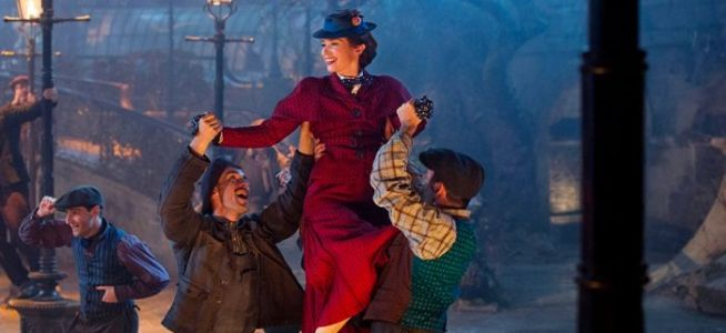 'Mary Poppins Returns' Arrives on 4K Ultra HD, Blu-ray, DVD and Digital in March