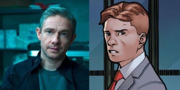 Martin Freeman's Black Panther Character Is Different From Marvel Comics