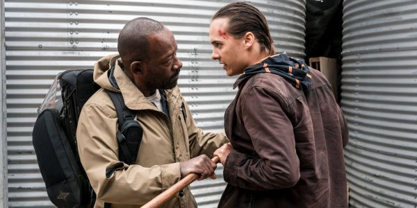 How Morgan Ends Up in Fear The Walking Dead