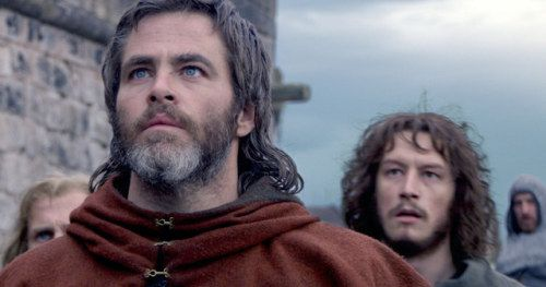 Outlaw King Trailer: Chris Pine Is Medieval Hero Robert the
