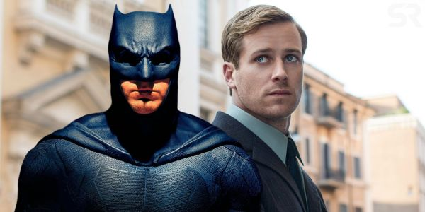 Armie Hammer Refutes Those The Batman Casting Rumors