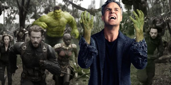 Hulk's Original Infinity War Role Revealed By Endgame Writers