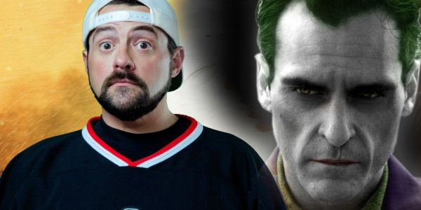 Kevin Smith Praises DC's Joker Origin Movie for Keeping the Budget Low
