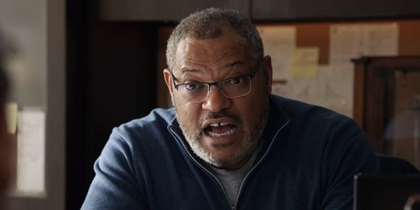 The Important Role Laurence Fishburne's Bill Foster Has In Ant-Man And The Wasp