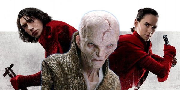 Star Wars: The Last Jedi Director Explains That Major Snoke Scene
