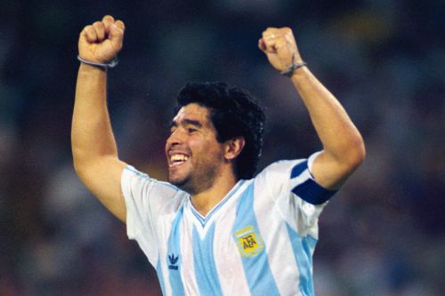 How to Watch the Diego Maradona Documentary on Netflix