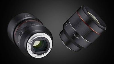 Samyang Jumps Further Into Canon RF Mount with New AF 85mm F1.4