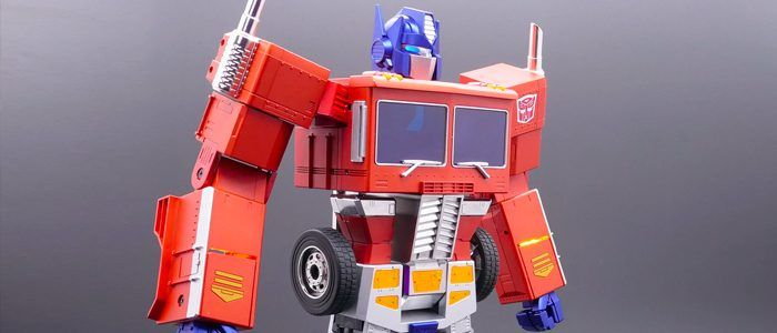 Watch: This $700 Optimus Prime Toy is More Than Meets the Eye