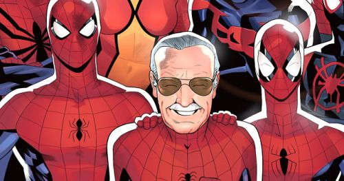 Stan Lee's Daughter Sides with Sony Over Spider-Man