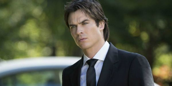 The Vampire Diaries' Ian Somerhalder Just Landed His Next Big Show, And It Sounds Familiar