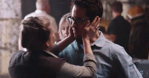 J.J. Abrams Claims Last Jedi Backlash Came from Fans Threatened