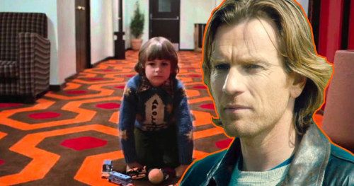 Ewan McGregor Is Danny Torrance in The Shining 2Director Mike