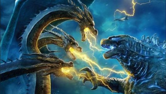 Godzilla: King of the Monsters Poster Highlights a Battle of Titan Kings