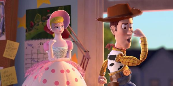 New Toy Story 4 Clip Reintroduces Bo Peep
