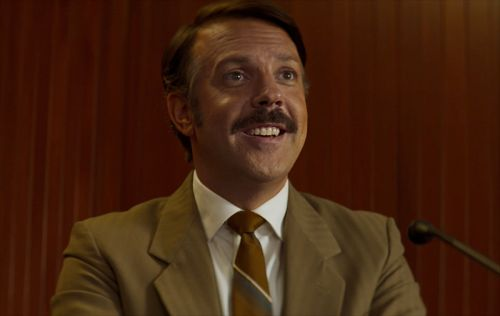 Exclusive Driven Clip Puts Jason Sudeikis on the Stand