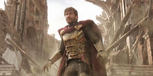 Spider-Man Meets Mysterio In New Far From Home Image