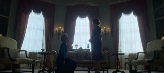 'The Crown' Season 4 Trailer: The Queen and Margaret Thatcher Face Off