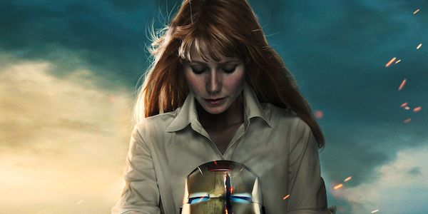 Looks Like Gwyneth Paltrow Is Getting Her Own Iron Man Armor In Avengers 4