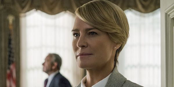 House Of Cards' Robin Wright Finally Opened Up About Kevin Spacey