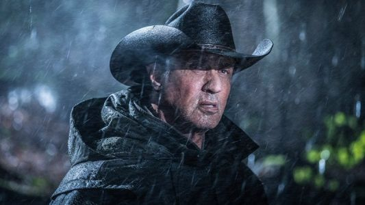 Stallone's Hat Is Ready to Become War in Rambo V: Last Blood First Look