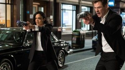 Trailer Watch: Aliens Reign Supreme in 'Men in Black: International'