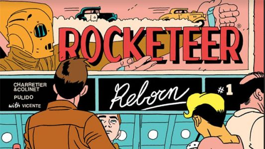 The Rocketeer Is Being Reborn With A Female Lead