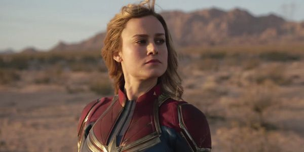 Captain Marvel's Brie Larson Clarifies Comments About Inclusivity In The Press