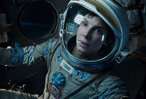 Why We're Watching Sandra Bullock's Fall From Space Drama 'Gravity'
